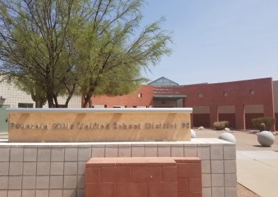 Fountain Hills Unified School District 98